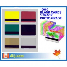 COLOR BLANK CARDS 10K