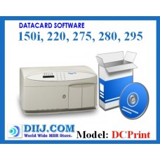 DCPrint Datacard Software for Card Embossing